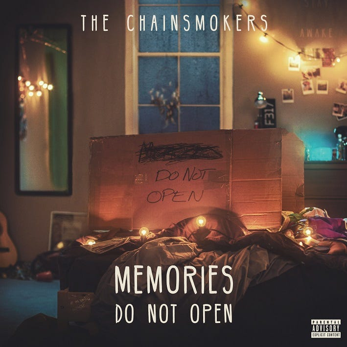 MEMORIES DO NOT OPEN de  en Gandhi